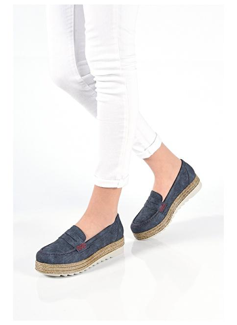 Sapin Ayakkabı Lacivert